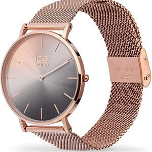 Ice Sunset Women's Watch Rose Gold 016024